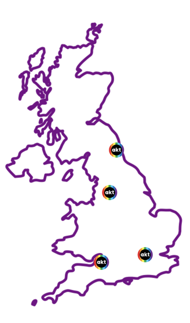 Our offices across the UK