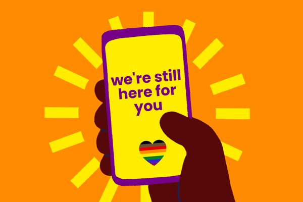 Read: Coronavirus: advice and support for LGBTQ+ young people