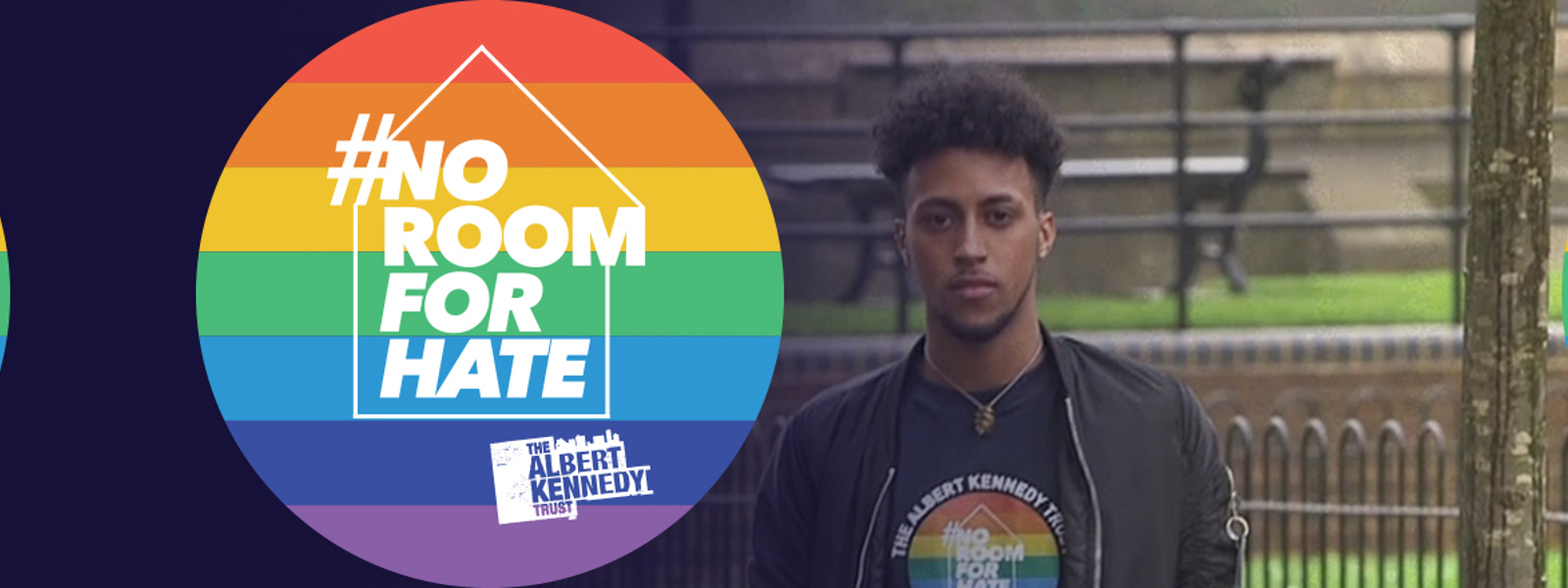 AKT Launches No Room For Hate Campaign