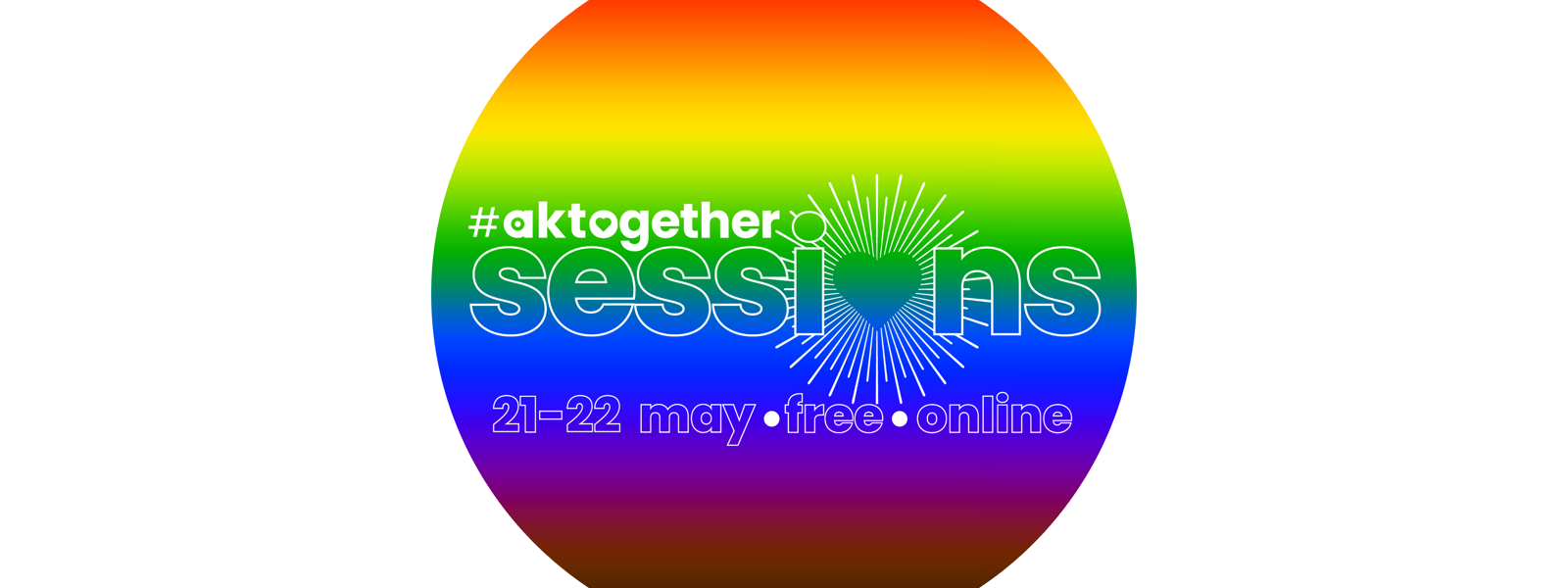 aktogether sessions bringing together LGBTQ+ music comedy art and drag from across the UK and raising funds for young LGBTQ+ people facing homelessness