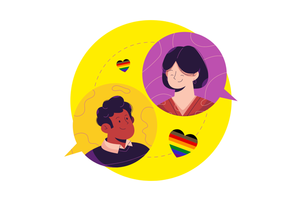 Read: LGBTQ+ groups and networks