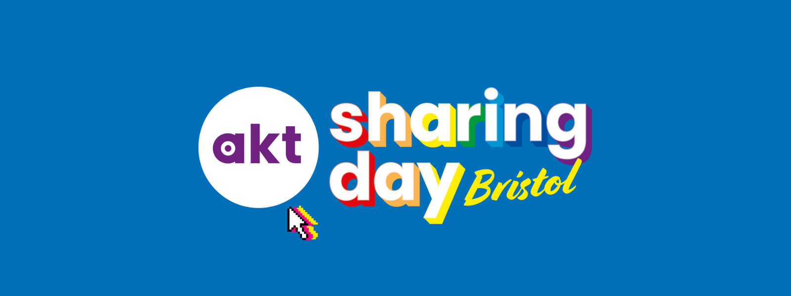 Online Sharing Day with akt in Bristol