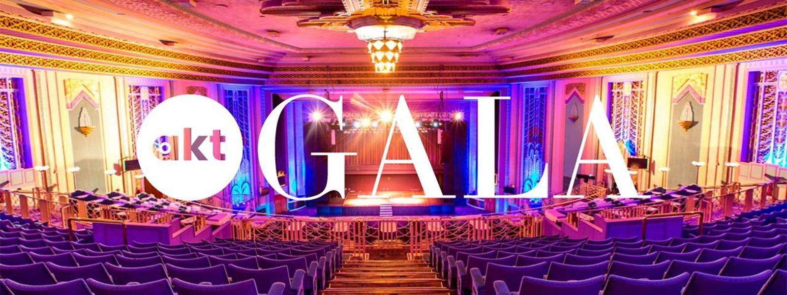 akt Gala: Explore the venue