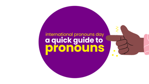 International Pronouns Day pronoun guide